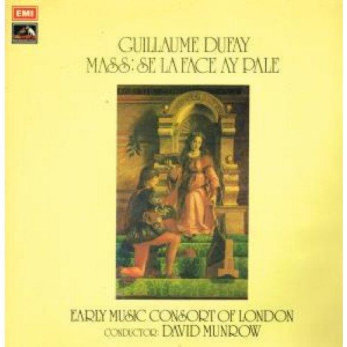 Guillaume Dufay - Mass: Se La Ay Pale