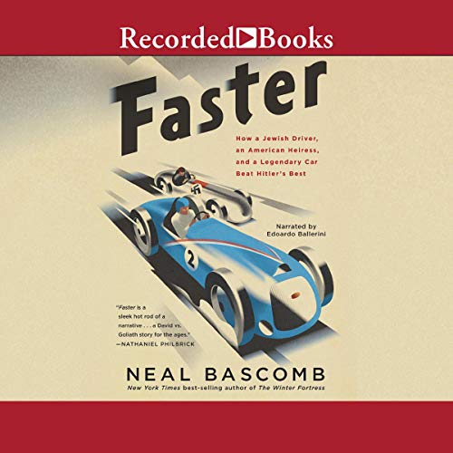 Faster cover art
