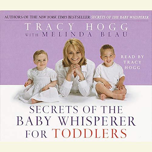 Secrets of the Baby Whisperer for Toddlers audiobook cover art