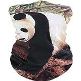 Regan Nehemiah Stirnband Kopftuch Panda Bear Asia Headwear Sport Turban/Kopftuch/Schweißband für Unisex Outdoor-Aktivitäten