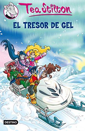 7. El tresor de gel (TEA STILTON. TAPA DURA Book 8) (Catalan Edition)