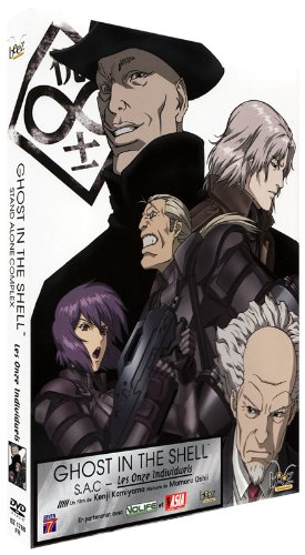 Ghost in The Shell : Stand Alone Complex-Les 11 Individuels [Édition Collector]