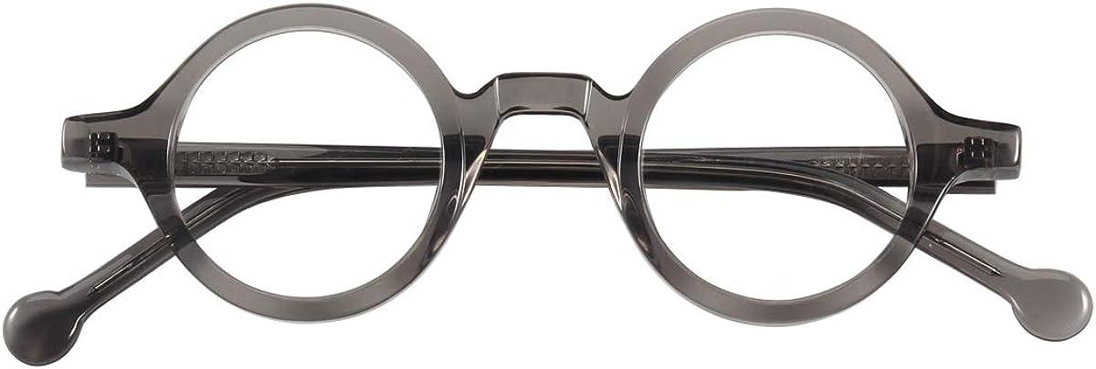 Agstum Handmade Acetate Small Round Frame 販売実績No.1 Optical Glasses Specta 新作通販