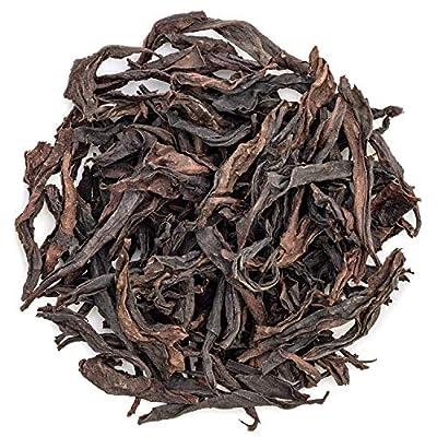 Oriarm 225g / 8oz Da Hong Pao Roasted Oolong Tea Loose Leaf - Fujian Wuyi Rock Oolong Tea Dahongpao Big Red Robe - Chinese High Mountain Wu Long Tea - Detox Relaxing Naturally Grown from Oriarm
