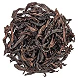 Oriarm 225g / 8oz Da Hong Pao Roasted Oolong Tea Loose Leaf - Fujian Wuyi Rock Oolong Tea Dahongpao Big Red Robe - Chinese High Mountain Wu Long Tea - Detox Relaxing Naturally Grown