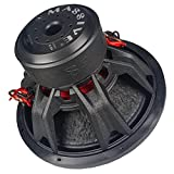 Car Subwoofer by Massive Audio SUMMOXL154 – 15 Inch Car Audio 1500 Watt SUMMOXL Series Competition Subwoofer, Dual 4 Ohm, 2 Inch Voice Coil. Sold Individually