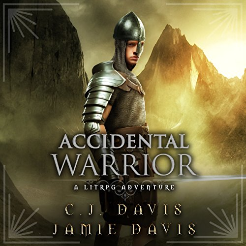 Accidental Warrior  By  cover art
