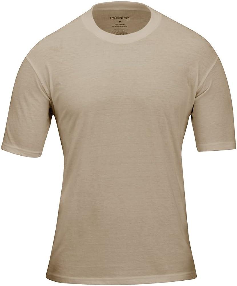 Propper Men' Pack 3 t-Shirt, Tan, 3X-Large