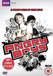 Angry Boys on DVD