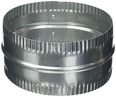 """Lambro #246 6"""" Aluminum Duct Connector"""