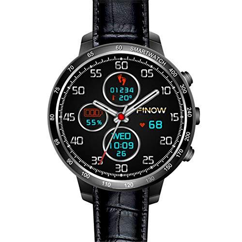 Smart Watch Hombres Mujeres Android 5.1 32GB TF Tarjeta con 0.3MP Electrónica De Cámara 3G WiFi BT 4.0 para Android Smartwatch