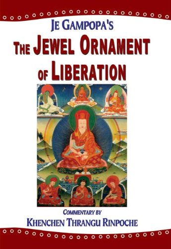The jewel of liberation: The wish fulfilling gem of the noble teachings