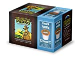 Cafe Don Pedro - 72 ct. French Vanilla Low Acid Coffee 72 Ct. - Compatible with Keurig 2.0 K-cup Brewers , 100% Arabica , Single Serve , Battles Heartburn Acidic Reflux, Healthy Gourmet Capsule Pod