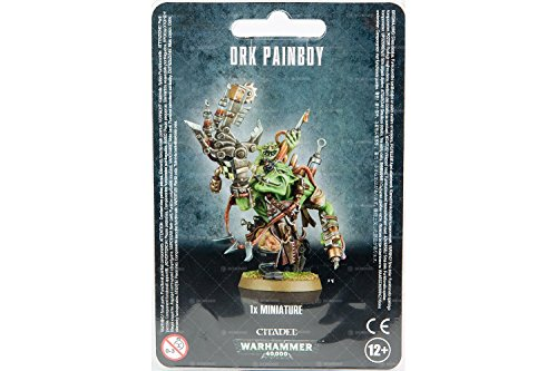 Games Workshop 99070103002 Warhammer 40.000 Zoll Ork Pain Boy Action-Figur