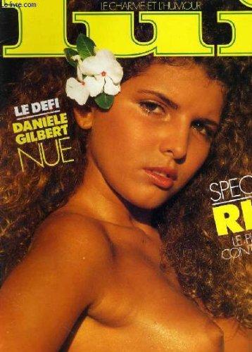 LUI, le charme et l'humour N°3 - SPECIAL RIO, LE PLAISIR CONTAGIEUX - LE DEFI: DANIELE GILBERT NUE