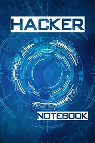 Hacker Notebook: Journal Computer, Spirit, Cyber Agenda, Developer Notebook Gift For Those Who Love Programming