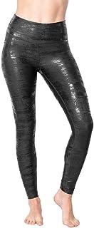 90 Degree By Reflex - Performance Activewear - Printed Yoga Leggings