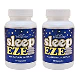 (INTERNATIONAL SHIPPING) Sleep Eze 2 Bottles Youngevity Natural Sleep Aid