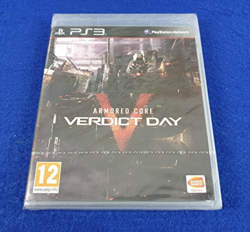 Armored Core V 5 Verdict Day PS3 [Playstation 3] REGION FREE UK PAL