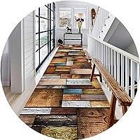 廊下敷きカーペット 木製の床のための現代のカーペットランナー、 長い玄関のキッチンエントランスの和風廊下敷物、 滑り止めウォッシャブル (Size : 0.8×9m)
