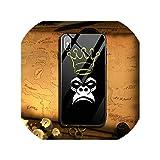 かわいい黒猿ゴリラ携帯電話ケースカバーfor iphone 5 5 s SE X XR XS最大10 7 6 6 s 8プラスCoqueバッグ,for iphone 6S,Image 3