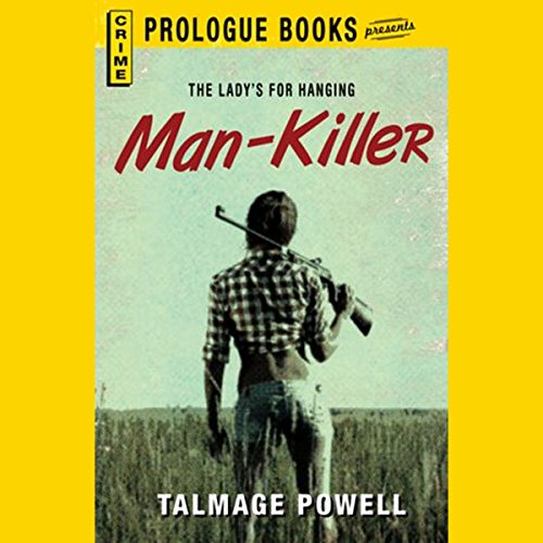 Man-Killer audiobook cover art