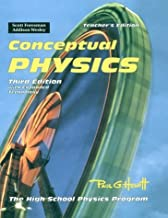 By Paul G. Hewitt Conceptual Physics: The High School Physics Program, with Expanded Technology, 3rd Edition, Teacher' (3 Tch) [Hardcover]