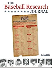 Baseball Research Journal (BRJ), Volume 44 #1 Jou edition by Society for American Baseball Research (SABR) (2015) Paperback