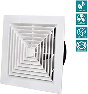 WYHDA Silent a Bathroom Extractor Fan, Energy Saving and Quiet-300mm (11.8