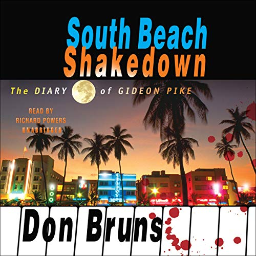 South Beach Shakedown  By  cover art
