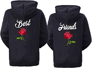 matching bff hoodies