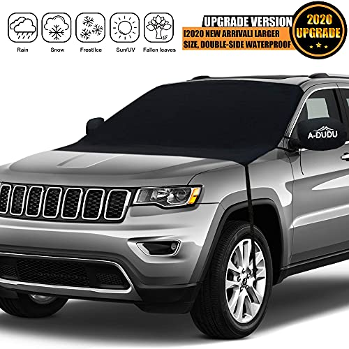 Automotive Windshield Snow Covers
