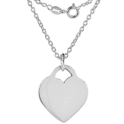 Tiffany Heart Necklaces Amazon Com