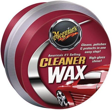 Meguiar's Paste Cleaner Wax (14 oz.) - 6 Pack