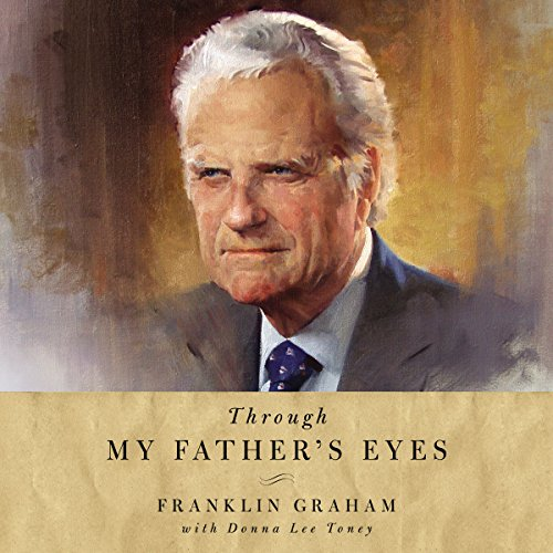 Through My Father's Eyes audiobook cover art