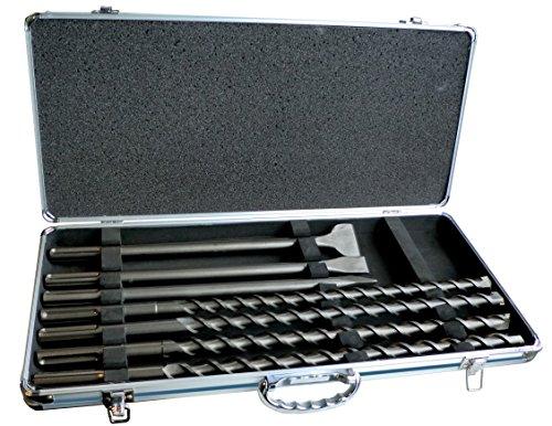 Makita D-42494 SDS-Max Bohrer + Meisselset 7-tlg, 840 W, 230 V