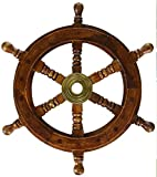 SAILORS SPECIAL SH 8760 Ship Wheel 12 inch, 12'