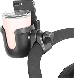 Universal Milk Bottle Cup Holder For Stroller Pushchair Pram Buggy Bicycle A7L0