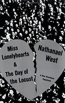 Paperback Miss Lonelyhearts & the Day of the Locust Book