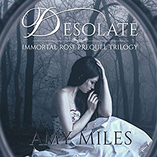 Desolate audiobook cover art