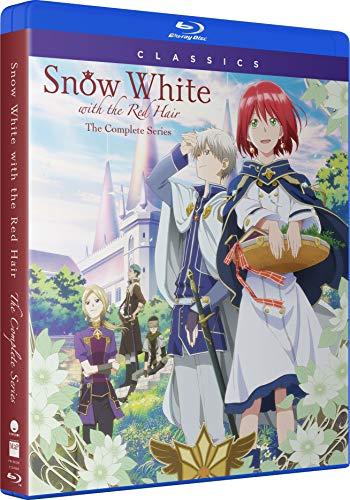 SNOW WHITE RED HAIR CS CLASSICS BD+FD [Blu-ray]