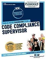 Code Compliance Supervisor (Career Examination)