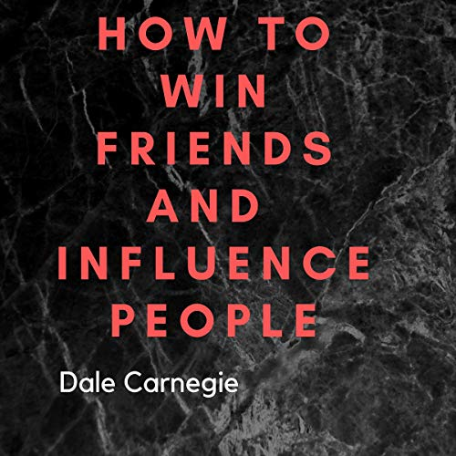 『How to Win Friends and Influence People』のカバーアート