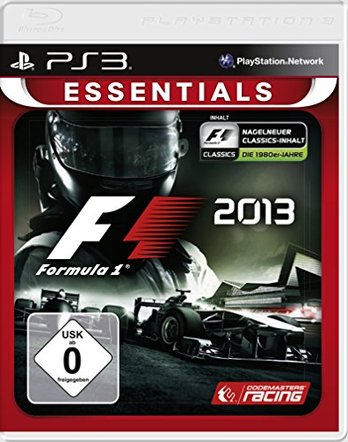 Software Pyramide PS3 F1 2013