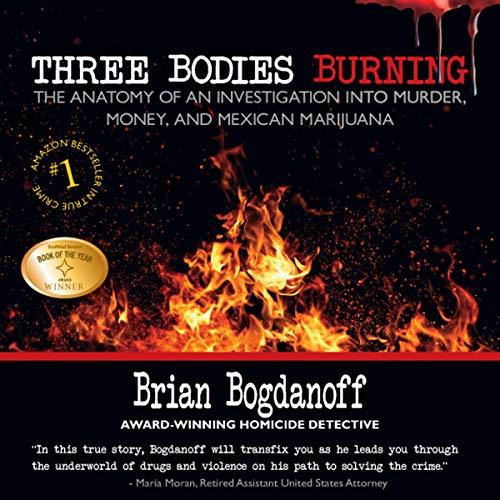 Three Bodies Burning  By  cover art