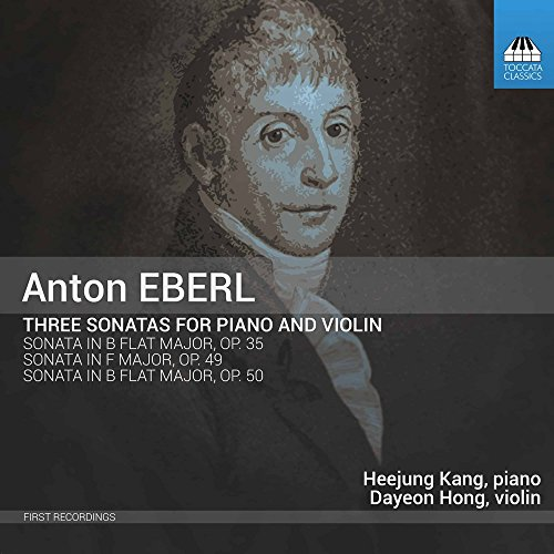 Sonate Per Violino (Opp.35, 49, 50)