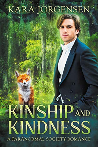 Kinship and Kindness (A Paranormal Society Romance Book 1) (English Edition)