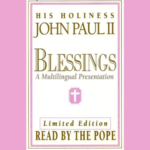 Blessings audiobook cover art