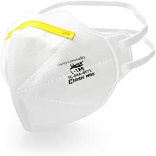 Nextirrer NIOSH Certified N95 Respirator Mask with High Filtration Capacity - Pack of 400 Pieces