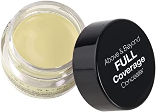 NYX Professional Makeup Concealer Jar, Yellow, 0.25 Ounce